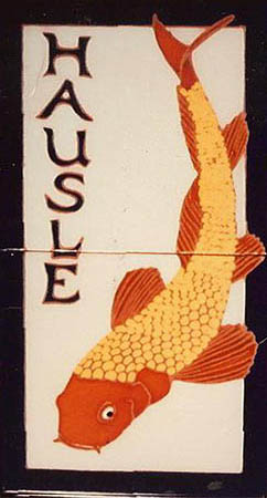 Sign Hausle